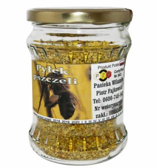 Pyłek Pszczeli 0,25KG