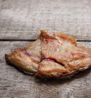Karp wędzony filet