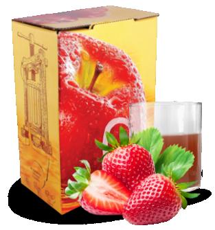 Sok jabłkowo-truskawkowy