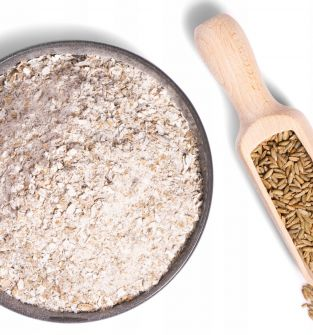 Mąka żytnia w jakości ekologicznej