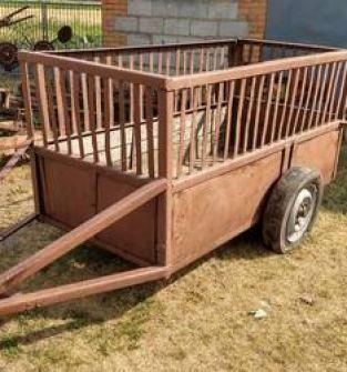 Wózek do przewozu zwierząt
