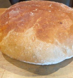 Chleb żytni gruboziarnisty, orkiszowy, na zakwasie