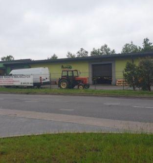 Serwis ciągników i maszyn rolniczych, usługi warsztatowe
