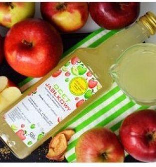 Ocet jabłkowy 500 ml